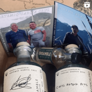 Mezcalero of the Month Spare Box for April-May edition
