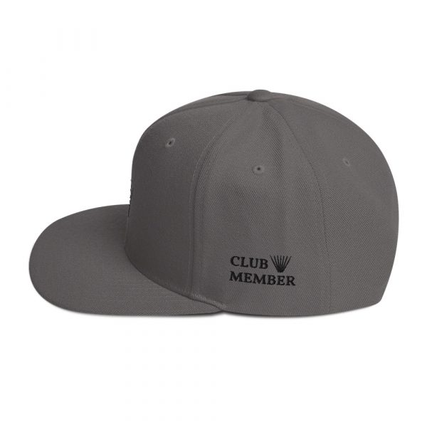 Club Member Snapback Hat