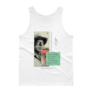"Felipe Cortés Venegas – Mezcalero of September 2019 – ""Little hair, but well styled"" Tank Top"