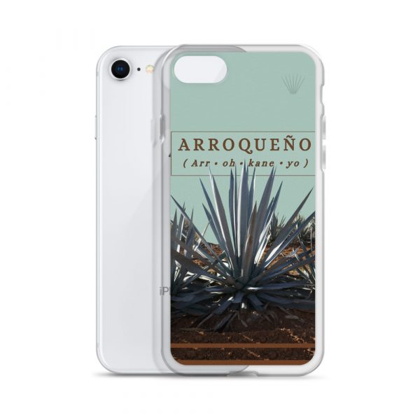 Arroqueno iPhone Case