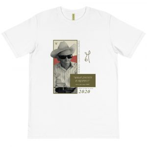 "Don Fede 2020 ""Respect"" – Organic T-Shirt"