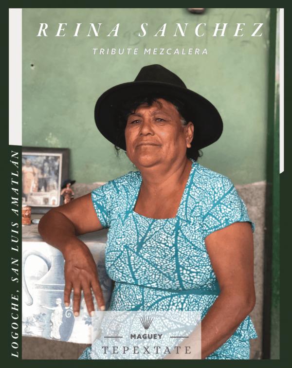 Tepextate – Reina Sanchez